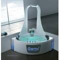 Гидромассажная ванна GEMY G 9069 O (1500х1500х2200)