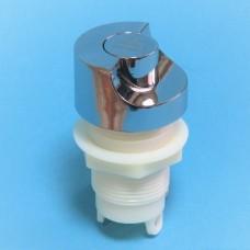 Кнопка включения пневматическая KP02 пластик