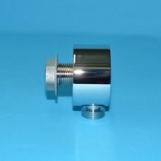 Штуцер шланга (переходник подключения) латунный PL3