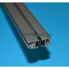 Магниты в алюминиевом профиле для стекла 6 мм MA60