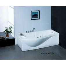 Гидромассажная ванна GEMY G 9010 B (1730х820x620)