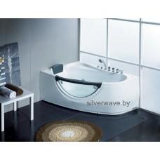 Гидромассажная ванна GEMY G9046 -II K (1700х1000х720)