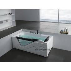 Гидромассажная ванна GEMY G 9055 K (1800х900х750)