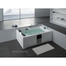 Гидромассажная ванна GEMY G 9061 O (1800х1200х835)