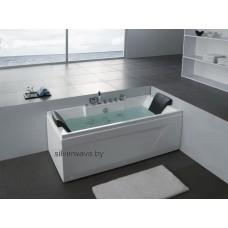 Гидромассажная ванна GEMY G 9065 K (1750х850х650)