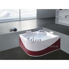 Гидромассажная ванна GEMY G 9071 K (1500х1500х730)