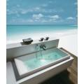 Гидромассажная ванна GEMY G 9081 L (1700х750х625)