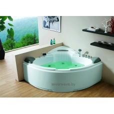 Гидромассажная ванна GEMY G 9082 K (1520х1520х780)
