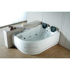 Гидромассажная ванна GEMY G 9083 K (1800х1220х720)